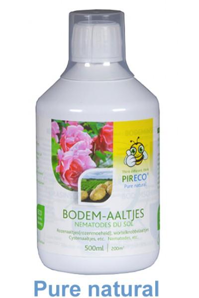 lily bulb Pireco Bodemaaltjes bottle 0.5 liter